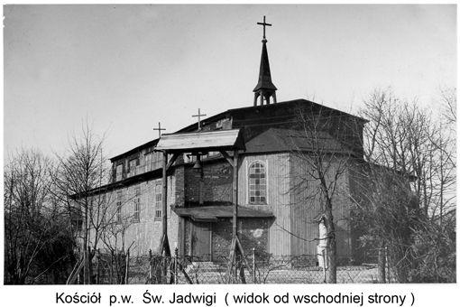 Kościół p.w. Św. Jadwigi